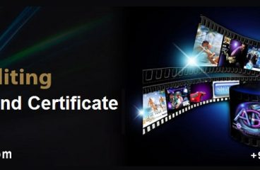 Video editing course in India