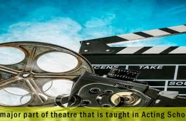 Acting Schools in India