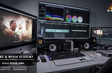 RKFMA – A Preferred Institute to Learn Video Editing in Delhi