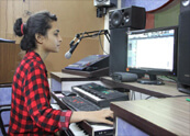 Radio Jockeying, Anchoring and TV News Reading