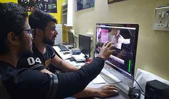 Certificate Course in Audio-Video Editing