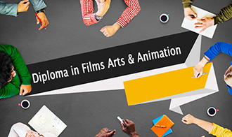 Diploma in Films Arts & Animation